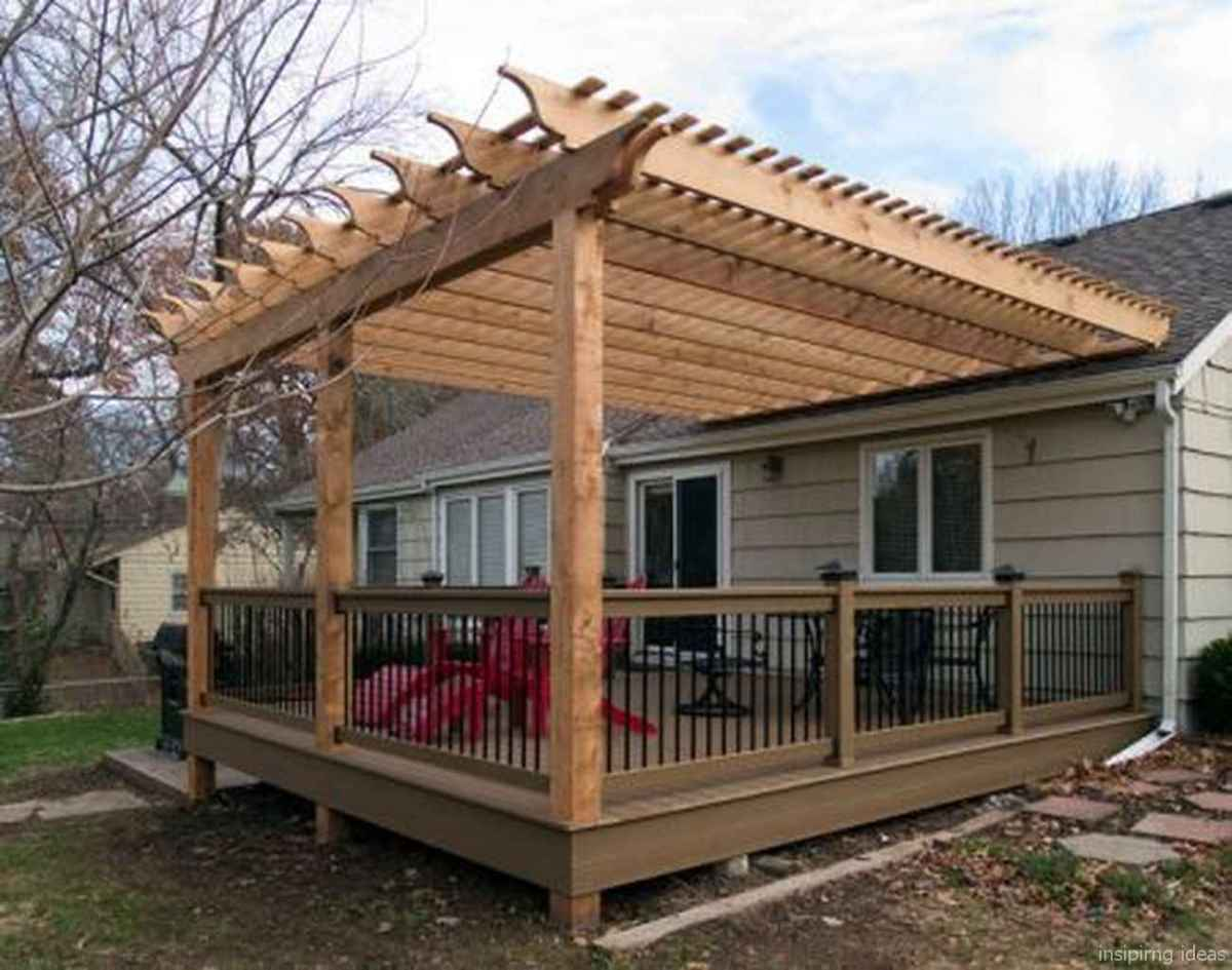 Fabulous Patio Ideas with Pergola 61
