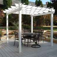 Fabulous Patio Ideas with Pergola 79