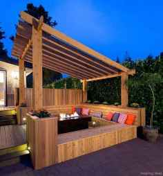 Fabulous Patio Ideas with Pergola 82