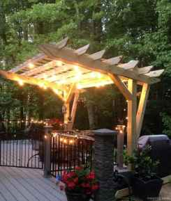 Fabulous Patio Ideas with Pergola 99