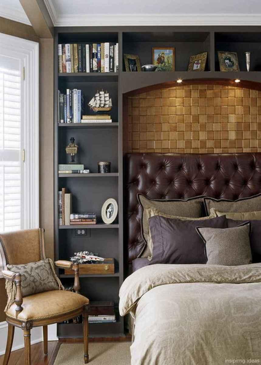 02 Nice Simple Bedroom Decor Ideas for Men