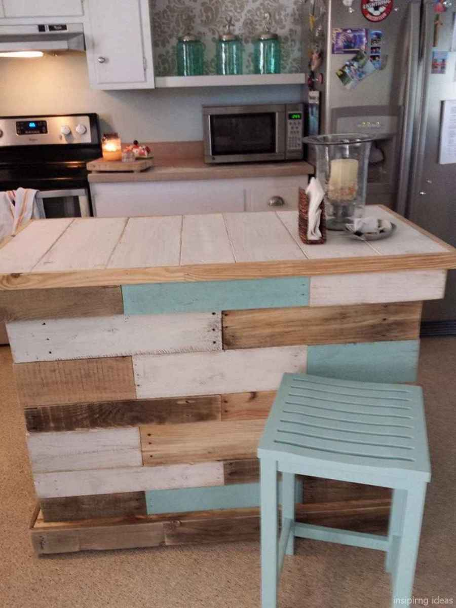 06 Nice DIY Pallet Bar Design Ideas