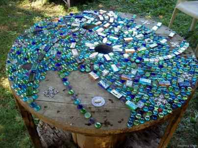 14 DIY Upcycled Spool Project Ideas for Outdoor Furniture