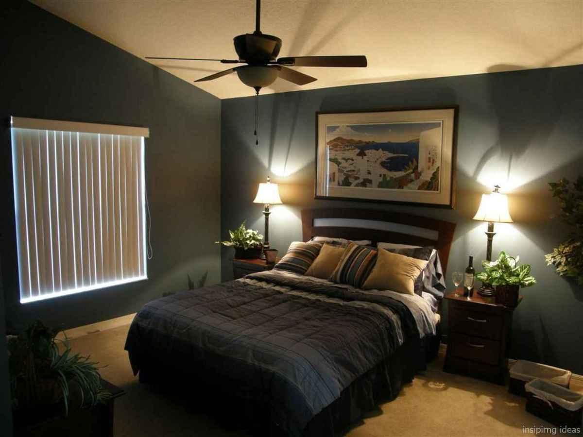 15 Nice Simple Bedroom Decor Ideas for Men