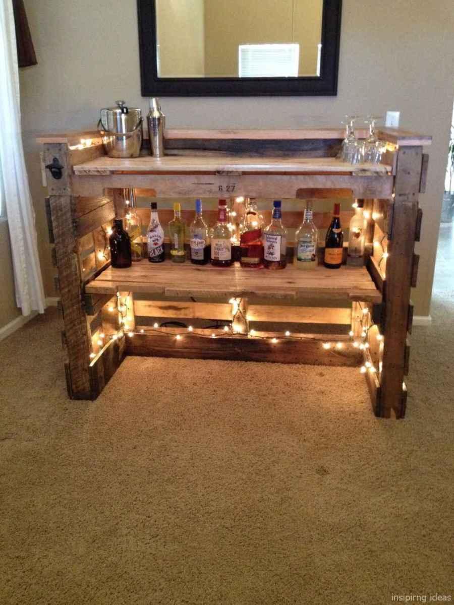 21 Nice DIY Pallet Bar Design Ideas