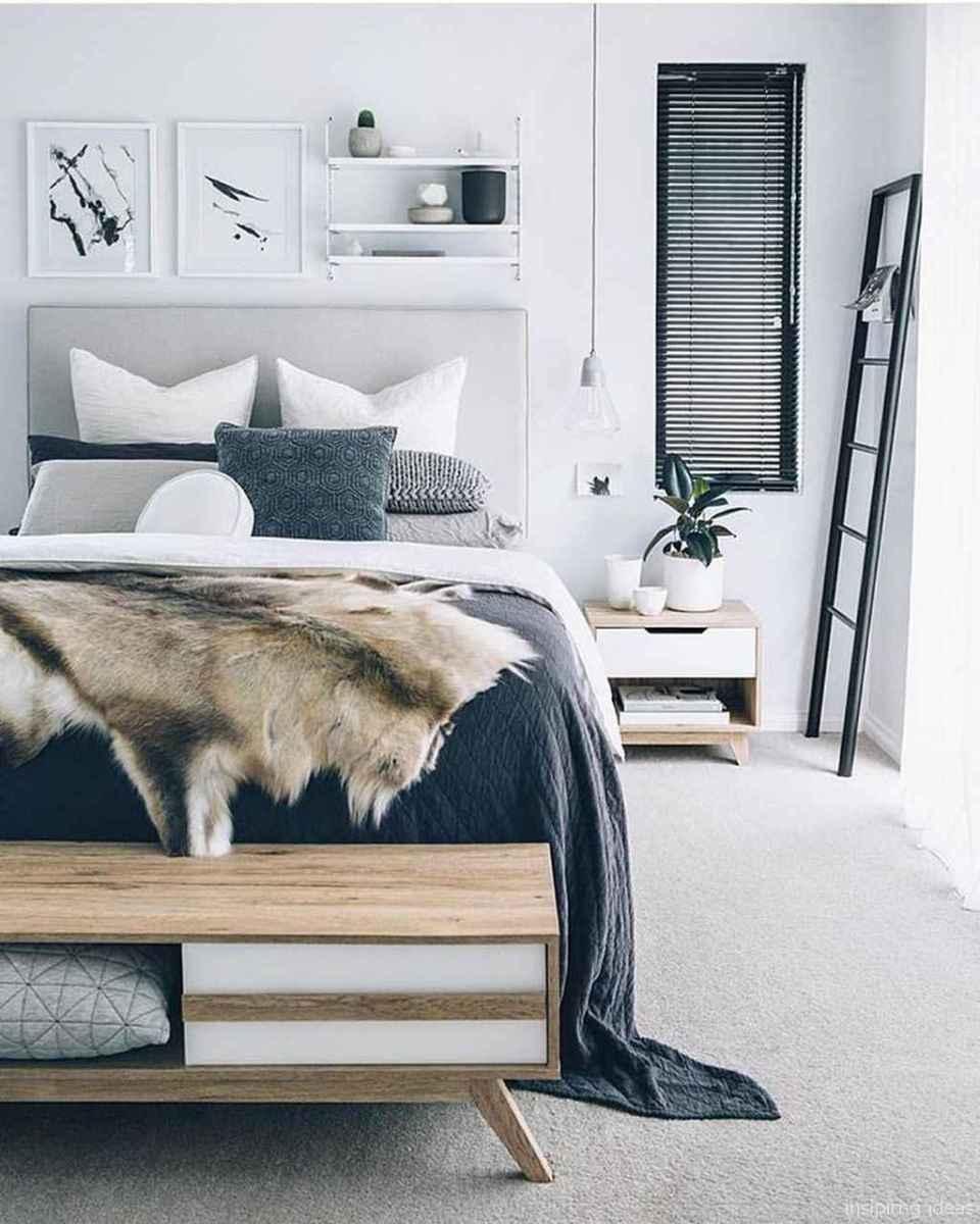 23 Nice Simple Bedroom Decor Ideas for Men