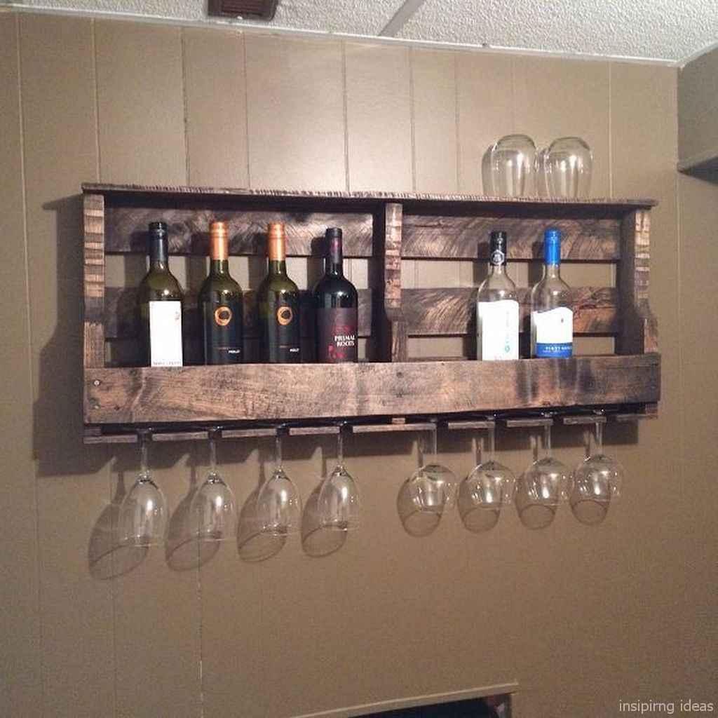 27 Nice DIY Pallet Bar Design Ideas