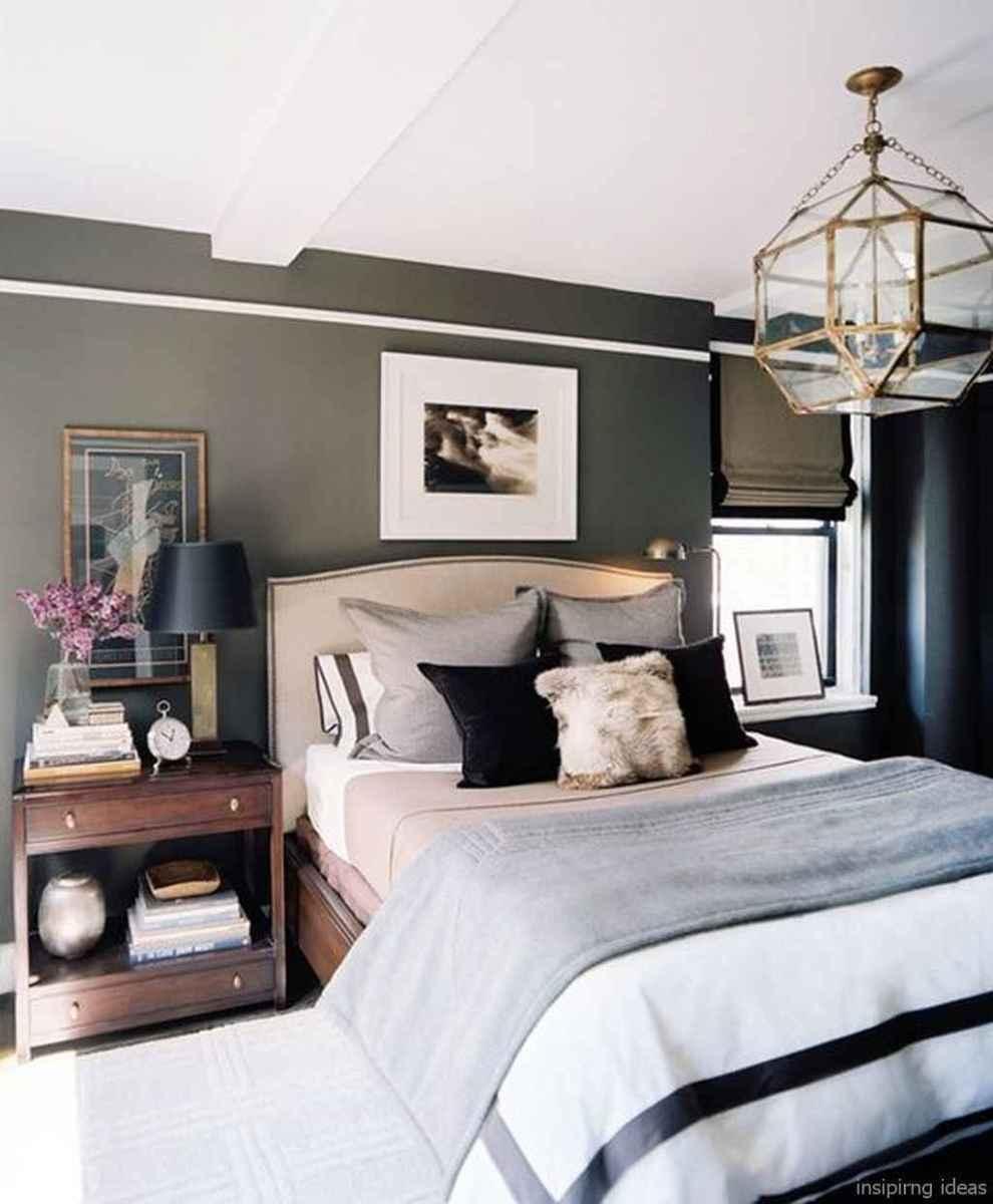 37 Nice Simple Bedroom Decor Ideas for Men