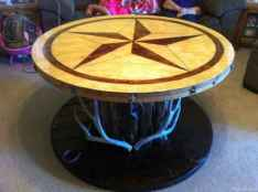 54 DIY Upcycled Spool Project Ideas for Outdoor Furniture