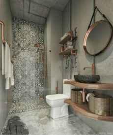 64 Best Modern Farmhouse Master Bathroom Design Ideas
