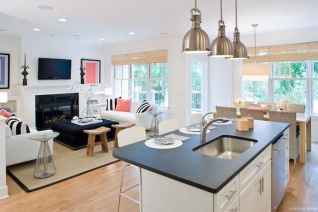 Awesome Modern Open Concept Kitchen Design Ideas 15