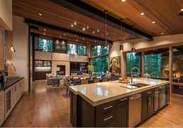 Awesome Modern Open Concept Kitchen Design Ideas 17