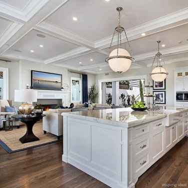 Awesome Modern Open Concept Kitchen Design Ideas 21