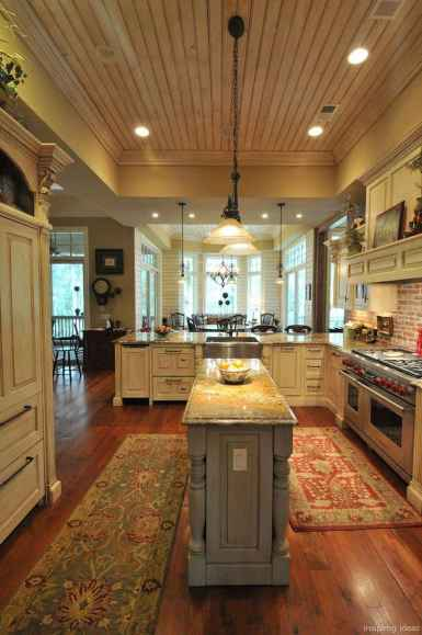 Awesome Modern Open Concept Kitchen Design Ideas 30