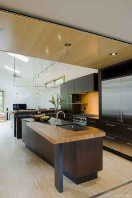 Awesome Modern Open Concept Kitchen Design Ideas 50