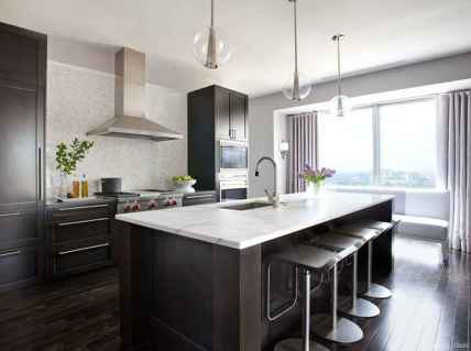 Awesome Modern Open Concept Kitchen Design Ideas 72