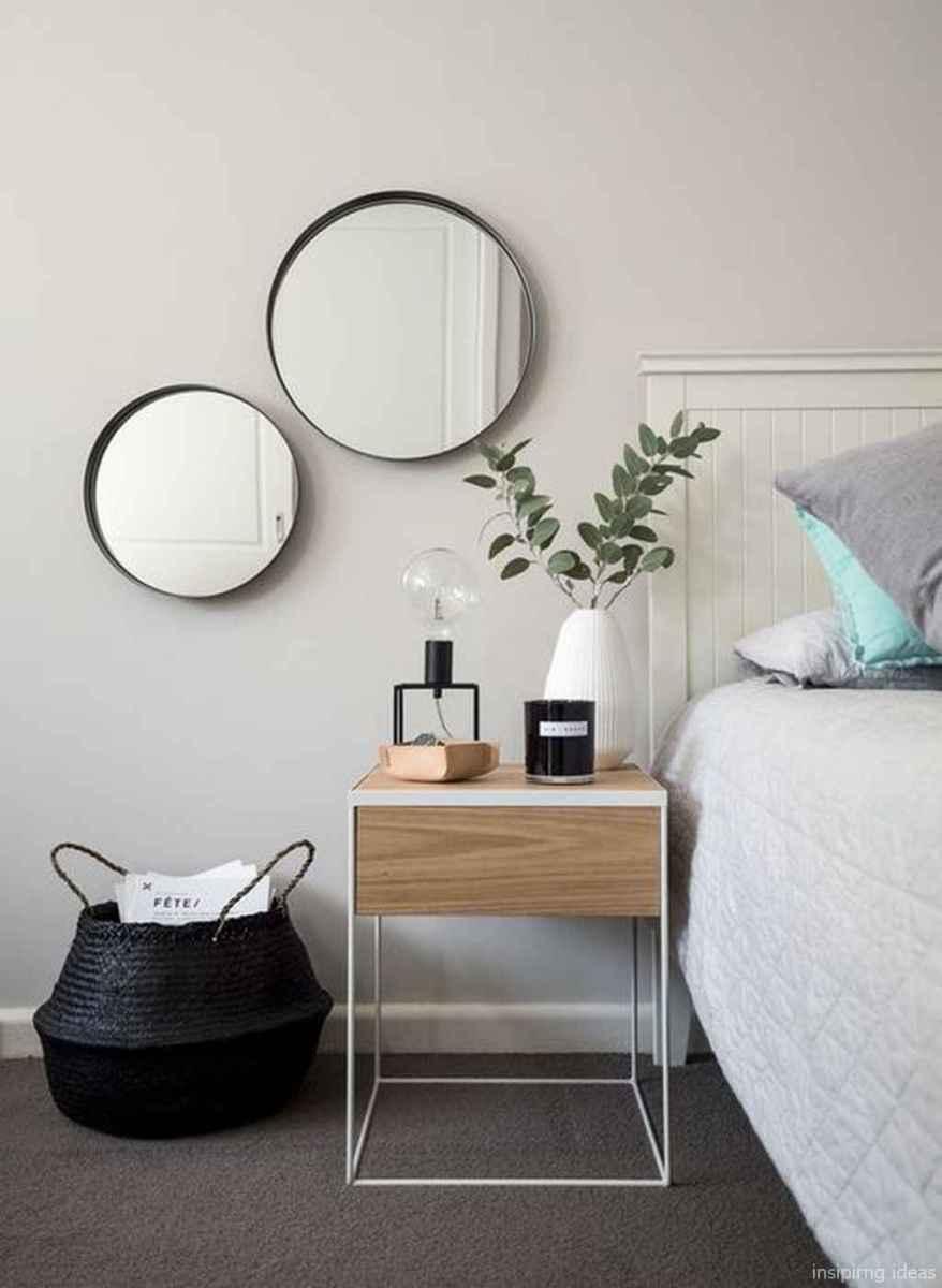 Minimalist Apartment Bedroom Decorating Ideas 30