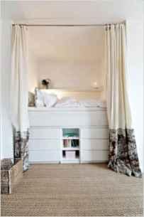 Minimalist Apartment Bedroom Decorating Ideas 39