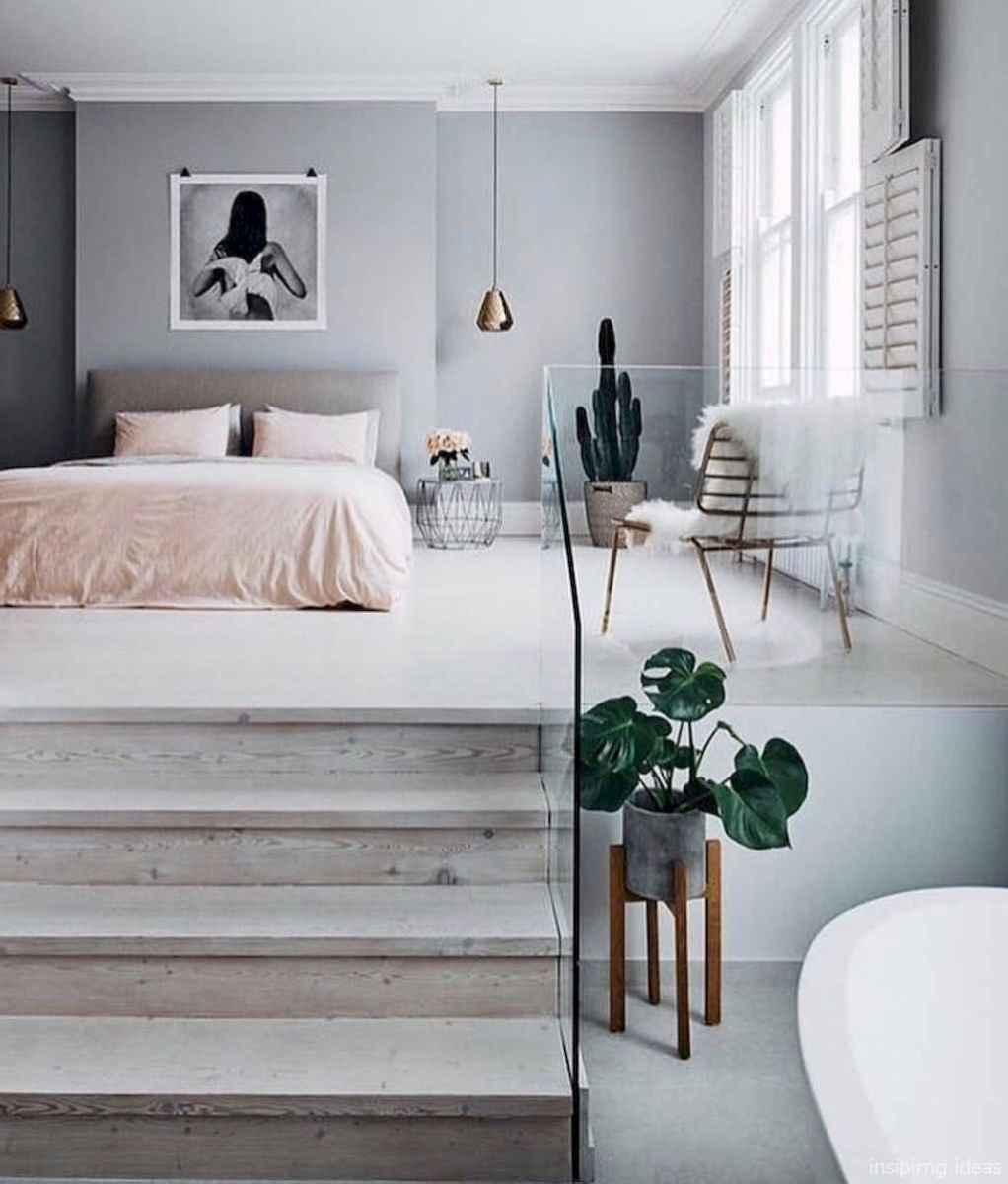 Minimalist Apartment Bedroom Decorating Ideas 48