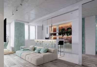 Minimalist Apartment Bedroom Decorating Ideas 71
