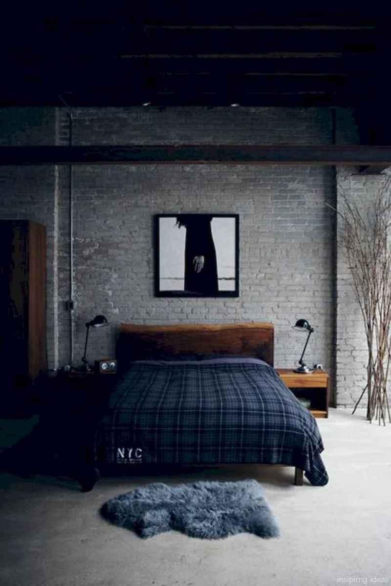 Minimalist Apartment Bedroom Decorating Ideas 85