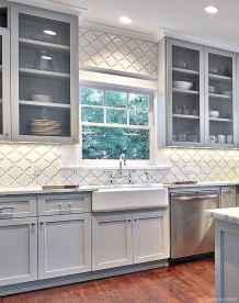 Modern Farmhouse Kitchen Backsplash Design Ideas 19