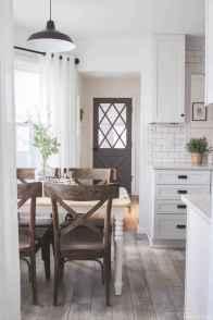 Modern Farmhouse Kitchen Backsplash Design Ideas 53