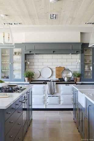 Modern Farmhouse Kitchen Backsplash Design Ideas 79