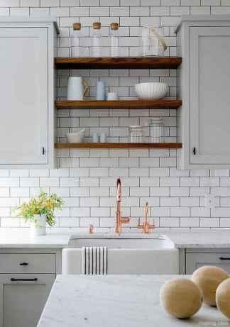 Modern Farmhouse Kitchen Backsplash Design Ideas 80