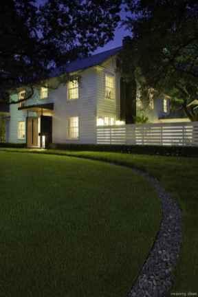Simple Modern Farmhouse Exterior Design Ideas 45