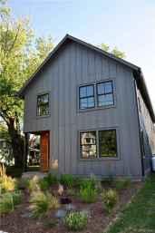 Simple Modern Farmhouse Exterior Design Ideas 66