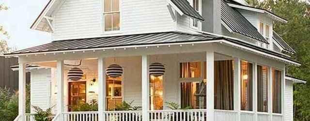 Simple Modern Farmhouse Exterior Design Ideas 67