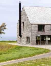 Simple Modern Farmhouse Exterior Design Ideas 68