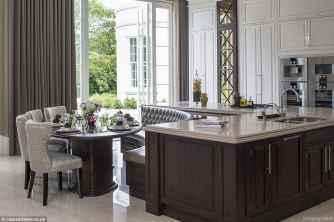01 Fabulous Modern Kitchen Island Ideas