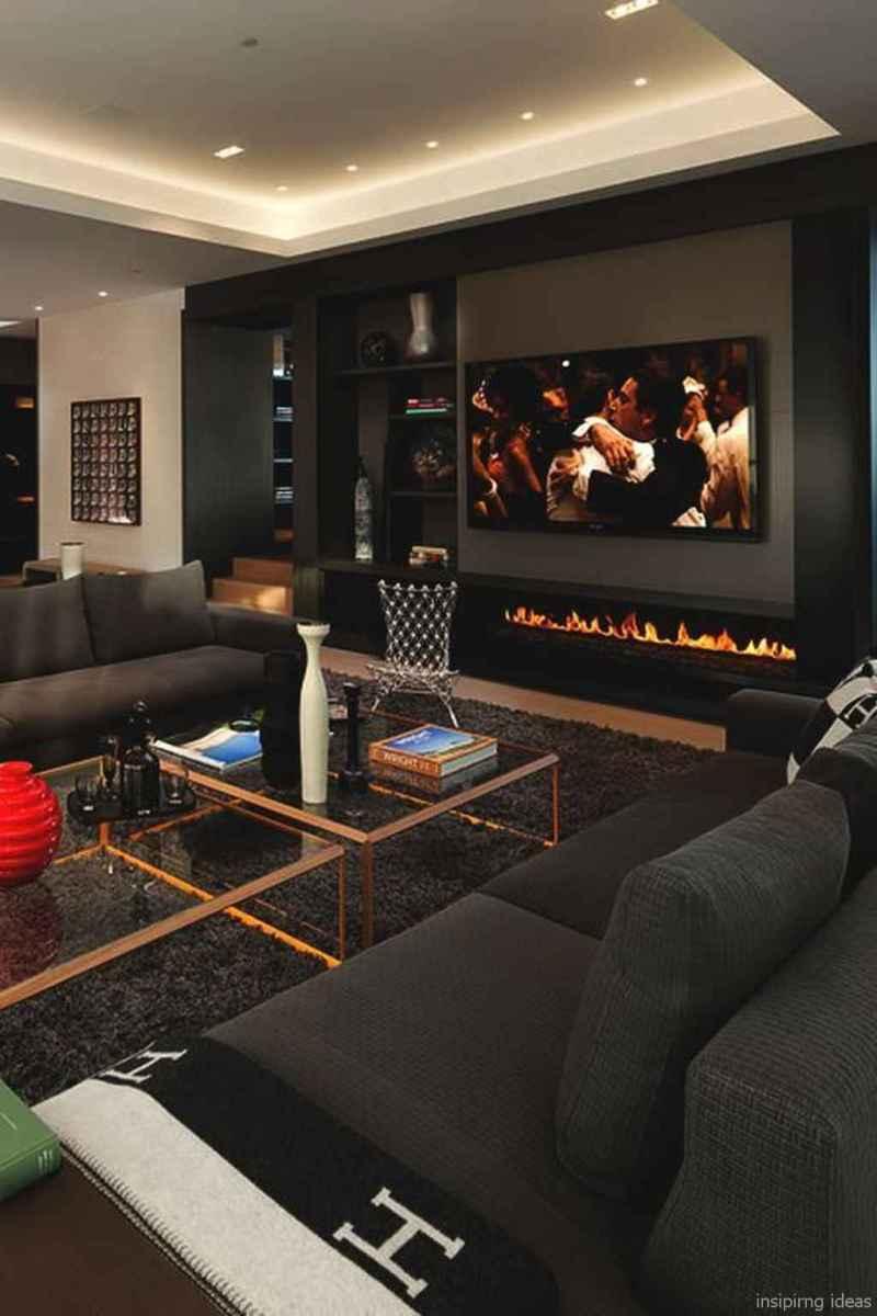 04 Cheap Modern Apartment Living Room Decorating Ideas