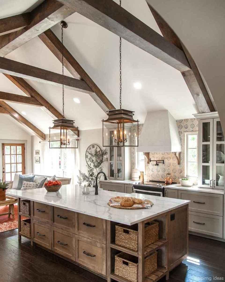 05 Modern Farmhouse Kitchen Remodel Ideas