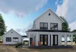 15 Modern Small Farmhouse Exterior Design Ideas