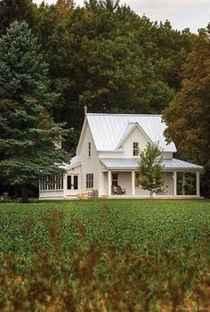 21 Modern Small Farmhouse Exterior Design Ideas