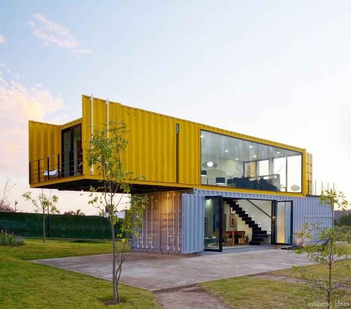 23 Genius Container House Design Ideas