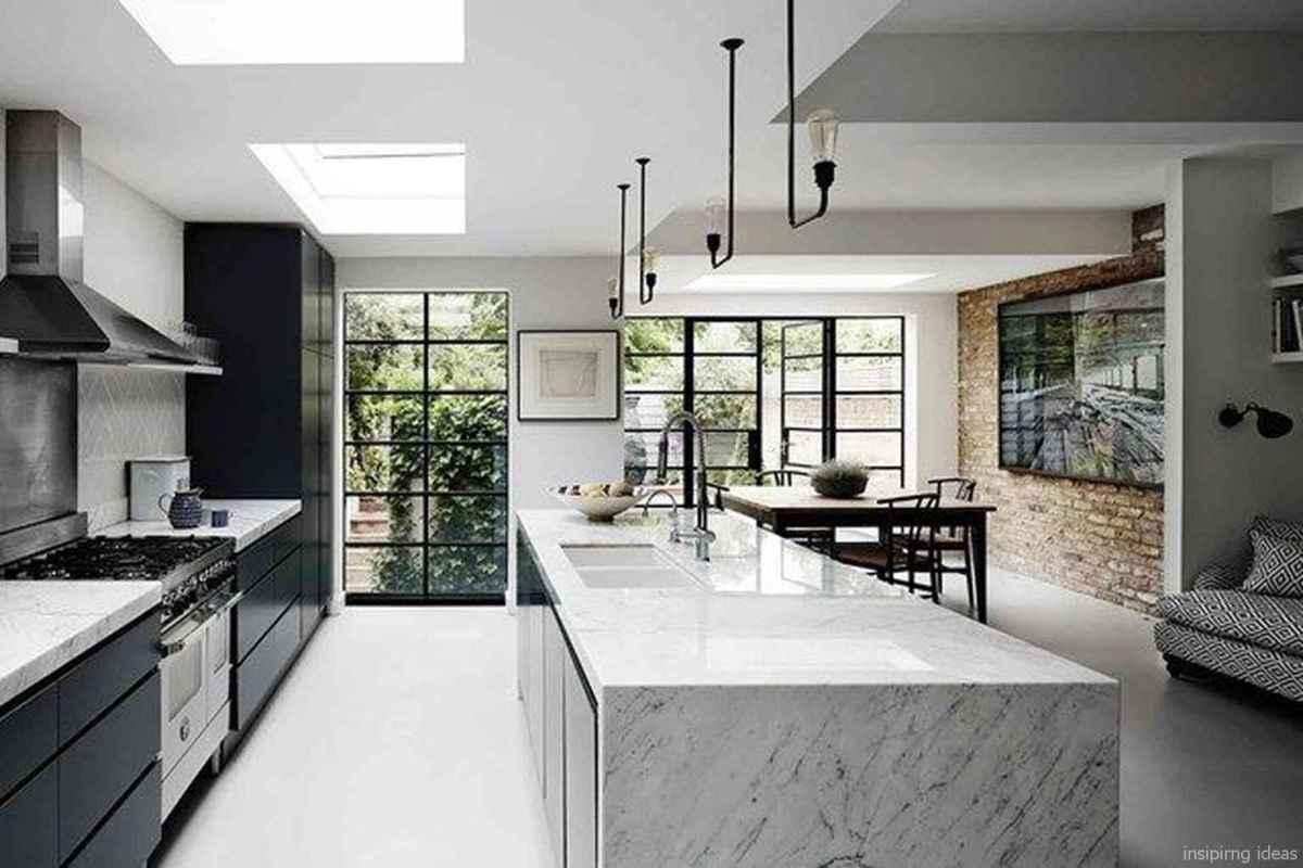 24 Fabulous Modern Kitchen Island Ideas