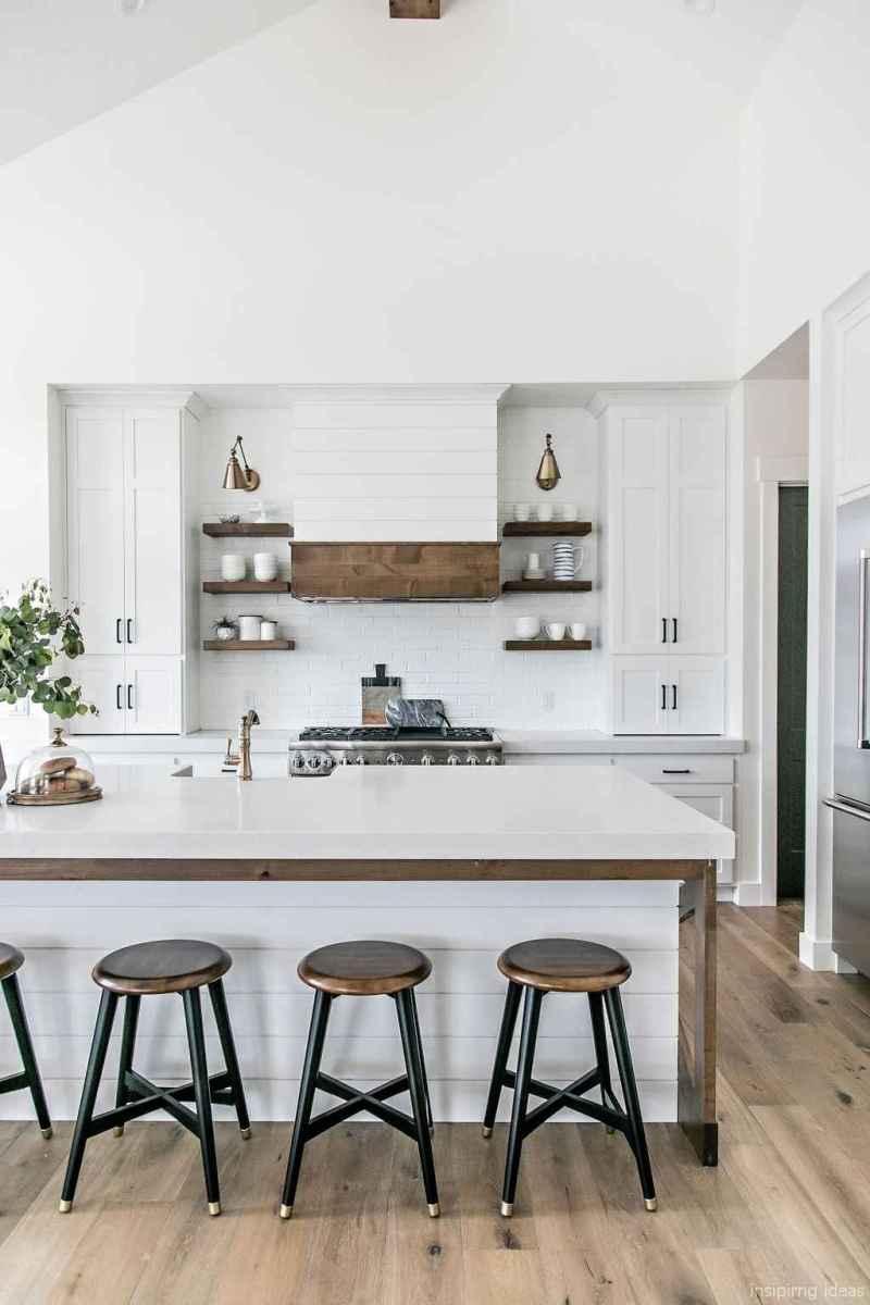 26 Modern Farmhouse Kitchen Remodel Ideas