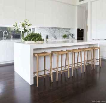 27 Fabulous Modern Kitchen Island Ideas