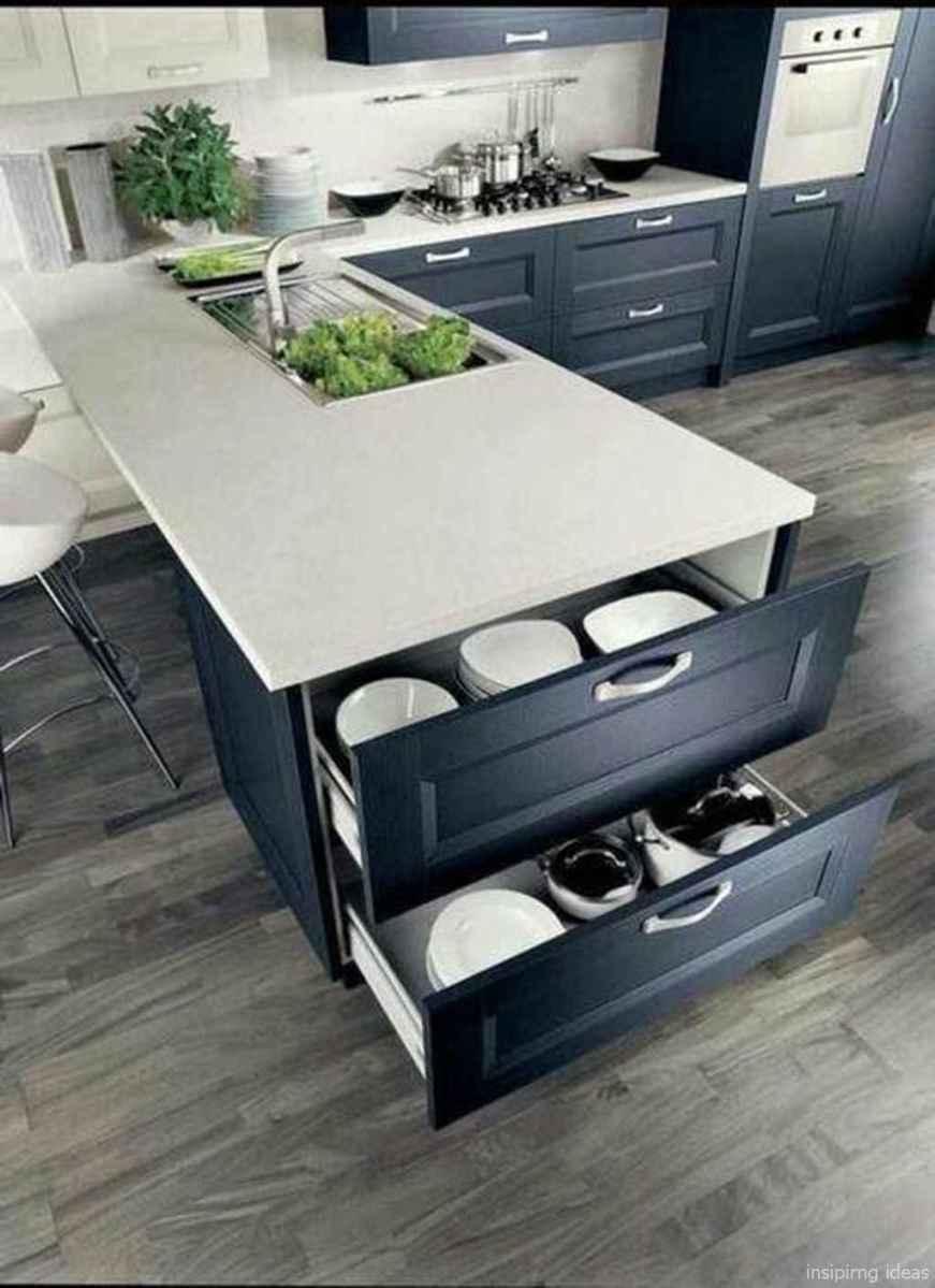 27 Small Modern Kitchen Design Ideas