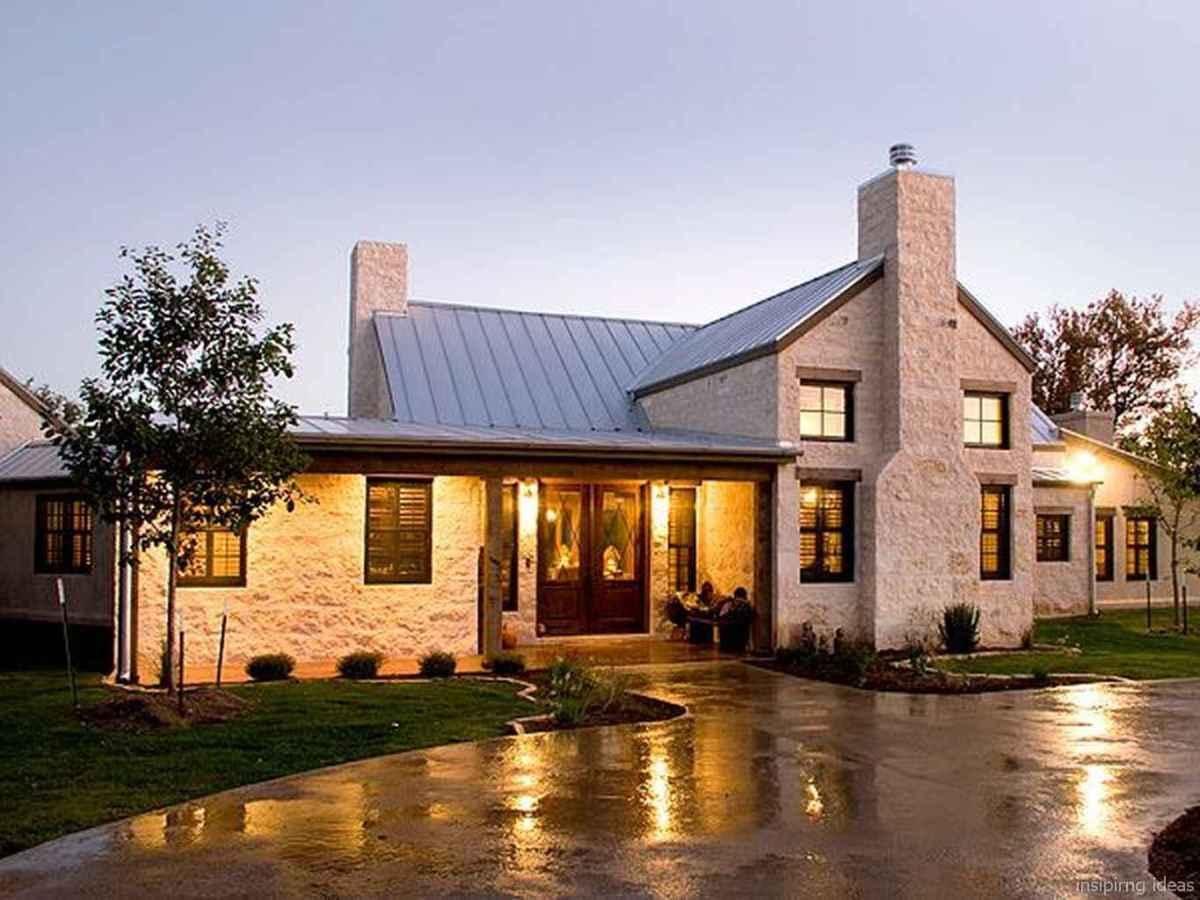 30 Modern Small Farmhouse Exterior Design Ideas