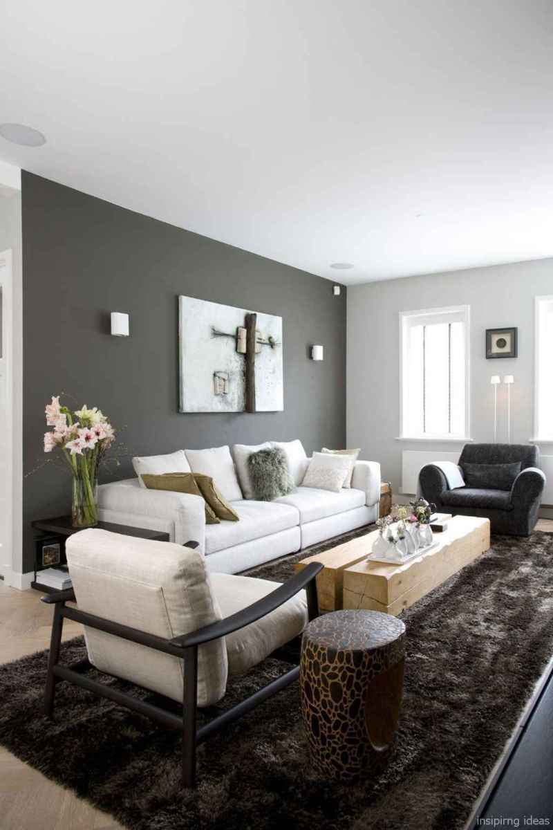 32 Modern Living Room Color Schemes Decor Ideas