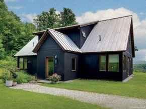 32 Modern Small Farmhouse Exterior Design Ideas