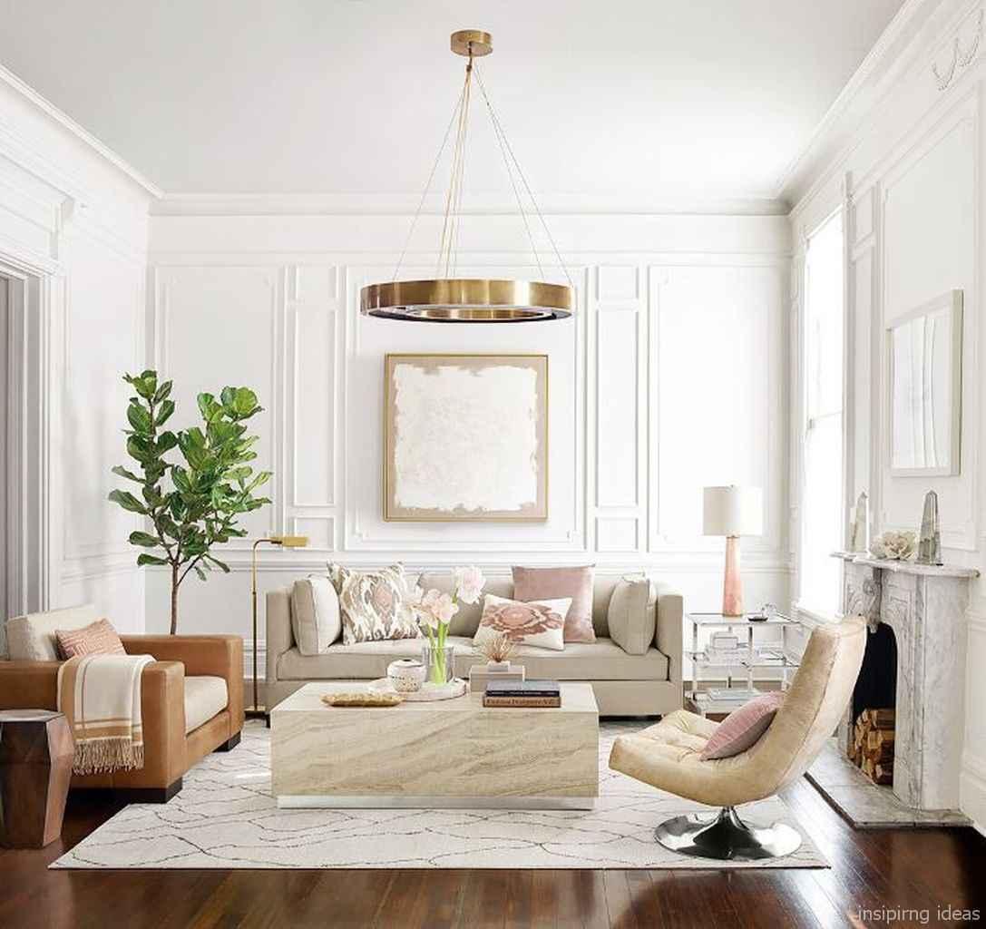 35 Cheap Modern Apartment Living Room Decorating Ideas