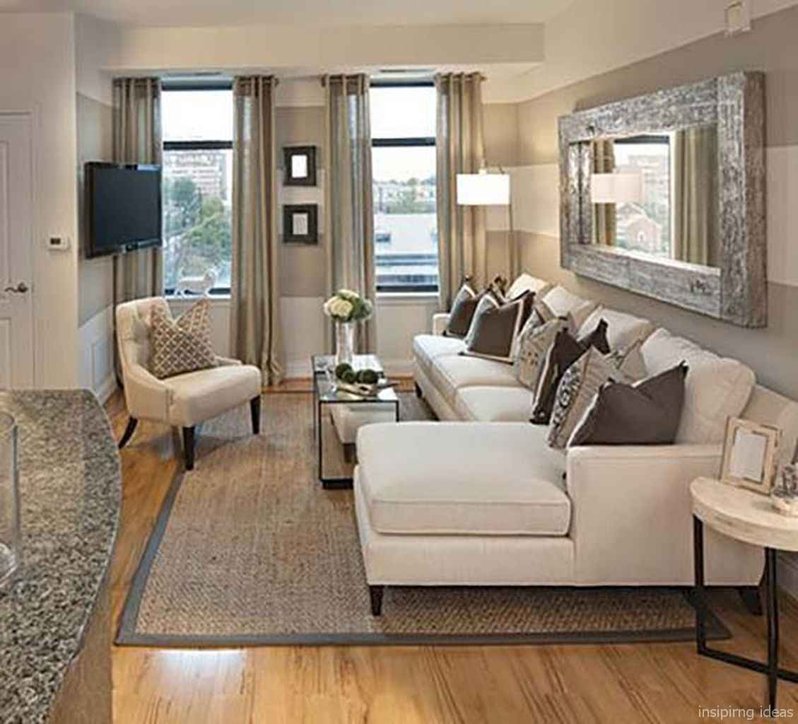 38 Cheap Modern Apartment Living Room Decorating Ideas