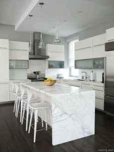 39 Fabulous Modern Kitchen Island Ideas