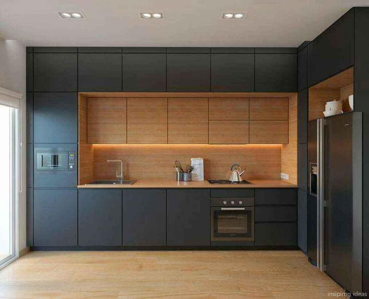 39 Small Modern Kitchen Design Ideas